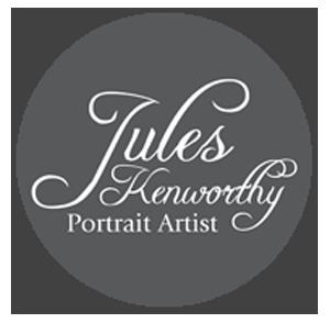 Jules Kenworthy Portrait Artist